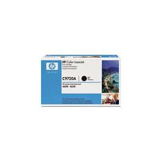 C9720A Toner Noir pour imprimante HP Color Laserjet 4600 et 4650