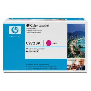 C9723A Toner Magenta pour imprimante HP Color Laserjet 4600 et 4650