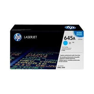 C9731A Toner Cyan pour imprimante HP Color Laserjet 5500 5550