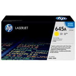 C9732A Toner Jaune pour imprimante HP Color Laserjet 5500 5550
