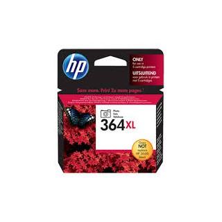 CB322EE Encre Noir n° 364XL pour imprimante HP Photosmart 7320 7510