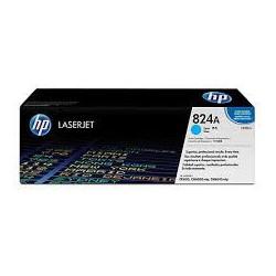 CB381A Toner Cyan pour imprimante HP Color Laserjet CL2000 CM6030/6040 CP6015/9505