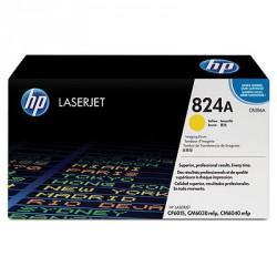 CB386A Tambour Jaune (HP 824A) imprimante HP Color Laserjet CP6015 CM6030 CM6040